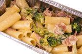 Noodle dish — Stock Photo