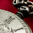 Stock Photo: Old watch, time concept