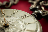Old watch, time concept — Stock Photo