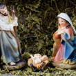 Christmas Nativity — Stock Photo