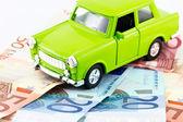 Spese auto — Foto Stock