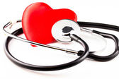 Heart medical care — Stock Photo