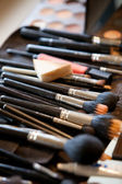 Make-Up and Cosmetics — Stock Photo