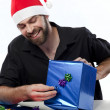 Getting ready for Xmas — Stockfoto