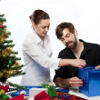 Getting ready for Xmas — Stock Photo