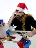 Christmas Finances — Stock Photo