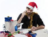 Christmas Finances — Stock Photo