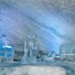 Glacier palace — Stock Photo #12496638