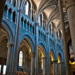 Stock Photo: Lausanne Cathedral
