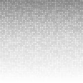 Fondo gris tecnología — Vector de stock