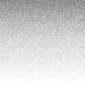Gray Technology background — Vector de stock