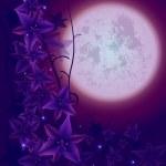 Night flowers02 — Stock Vector #34077729