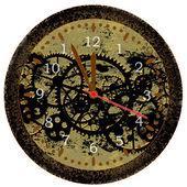 Rusty watch — Stock vektor