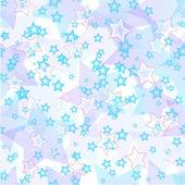 Stars seamless pattern01 — Vector de stock