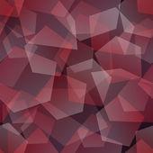 Zwart en rood — Stockvector