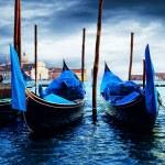 Venezia - resor romantisk försvar — Stockfoto #6353558