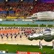 Opening ceremony IAAF World Championships MOSCOW 2013 — Stock Photo
