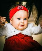Small child — Stock Photo