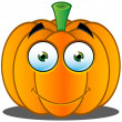 Stock Vector: Jack-o'-Lantern Pumpkin Face - 18