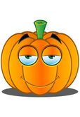 Jack-o'-Lantern Pumpkin Face - 15 — Stock Vector