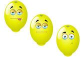 Kreslený citron ovoce sada 1 — Stock vektor