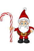 Santa Claus character — Stock Vector