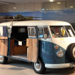Volkswagen Type 2 camper van — Stock Photo #12432993