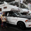 Stock Photo: Dodge Ram with Tischer Camper