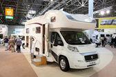 Eura Mobil Camper — Stock Photo
