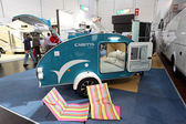 Caretta mobile home — Stock Photo
