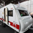 Stock Photo: Kabe Safir TDL mobile home