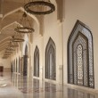 Stock Photo: Qatar State Grand Mosque in Doha, Middle East