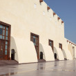 Stock Photo: Qatar State Grand Mosque in Doha