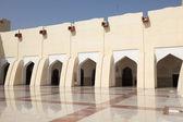 La mosquée grand état de qatar à doha, moyen-orient — Photo