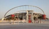 Khalifa International Stadium in Doha, Qatar — Stockfoto