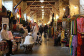 Old market Souq Waqif in Doha, Qatar, Middle East — Stock Photo