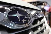 Subaru logo — Stock Photo