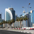 Stock Photo: Dohdowntown. Qatar, Middle East
