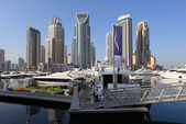Dubai Marina, UAE — Stock Photo