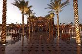 在阿联酋阿布扎比酋长国宫殿 — 图库照片