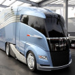 MAN Aerodynamic Concept Truck — Stock Photo #13150077