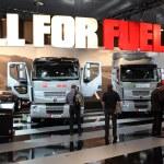 New Renault Trucks at the International Motor Show — Stock Photo #13150177