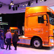 New DAF XF Euro 6 Truck - Stock Photo