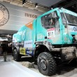 Iveco Rally Dakar Racing Truck — Foto Stock