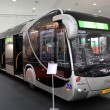 Haargaz Urbanit Bus at the International Motor Show — Stock Photo
