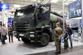Iveco Trakker from German Federal Armed Forces — Zdjęcie stockowe