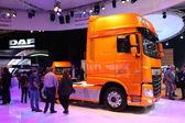 New DAF XF Euro 6 Truck — Stock Photo
