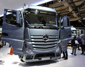 Mercedes Benz Actros 2651 LS Truck — Stock Photo