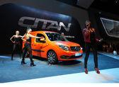 Mercedes Benz Citan Presentation Show — Stock Photo
