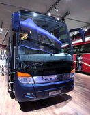 Setra S 416 HDH Bus at the International Motor Show — Stock Photo